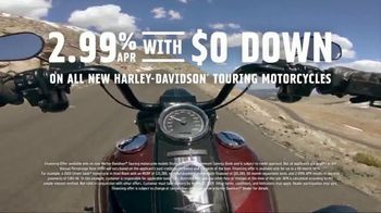 Harley-Davidson Touring TV Spot, 'Find the One' - Thumbnail 8