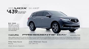 Acura TV Spot, 'Presidents Day: Ultra-Responsive Lineup' [T2] - Thumbnail 9