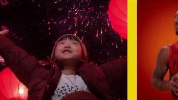 NBA TV Spot, '2019 Chinese New Year: Favorite Part' Featuring Klay Thompson, Damian Lillard - Thumbnail 5