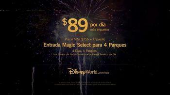 Disney World TV Spot, 'Ahora más que nunca' [Spanish] - Thumbnail 5