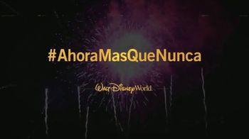 Disney World TV Spot, 'Ahora más que nunca' [Spanish] - Thumbnail 4
