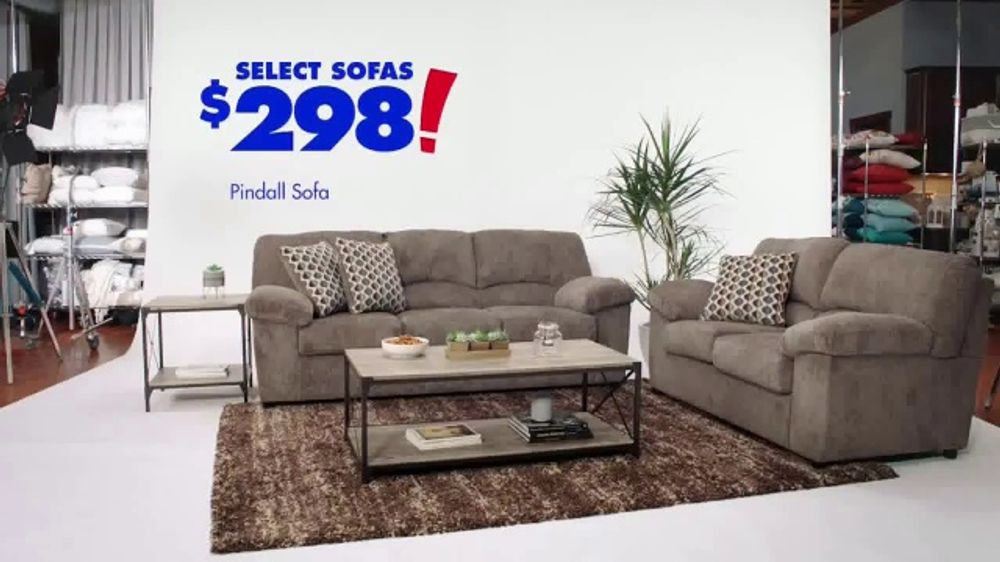 Big Lots Presidents Day Sale TV Commercial, \'Select Sofas\' - Video