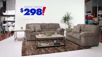 Big Lots Presidents Day Sale TV Spot, 'Select Sofas' - Thumbnail 7
