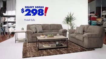 Big Lots Presidents Day Sale TV Spot, 'Select Sofas' - Thumbnail 8