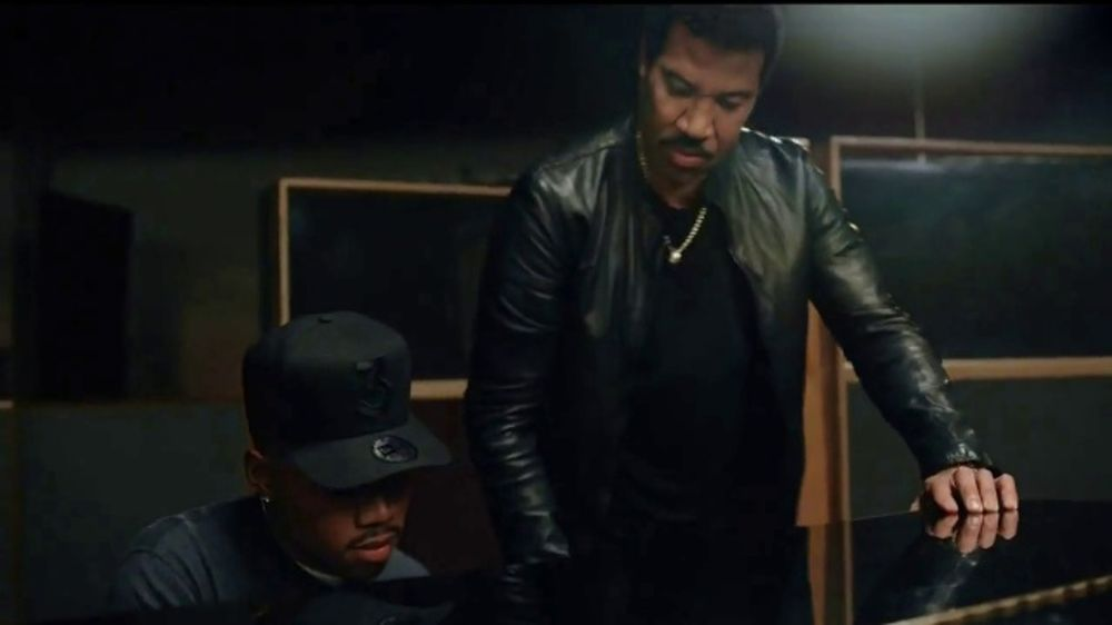 Doritos Flamin' Hot Nacho TV Commercial, 'Chance the Rapper x Lionel Richie Teaser #1'