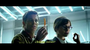 Taco Bell Nacho Fries TV Spot, 'Rescate' con James Marsden [Spanish] - 3732 commercial airings