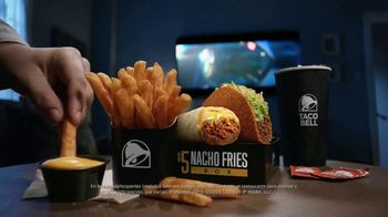 Taco Bell Nacho Fries TV Spot, 'Rescate' con James Marsden [Spanish] - Thumbnail 7