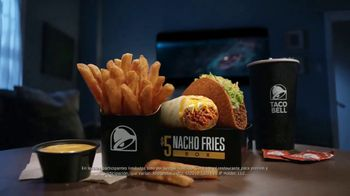 Taco Bell Nacho Fries TV Spot, 'Rescate' con James Marsden [Spanish] - Thumbnail 6