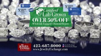 Jewelry Exchange TV Spot, 'Certified Diamond Jewelry On Sale Now' - Thumbnail 6
