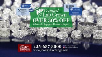 Jewelry Exchange TV Spot, 'Certified Diamond Jewelry On Sale Now' - Thumbnail 7