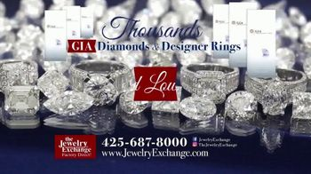 Jewelry Exchange TV Spot, 'Certified Diamond Jewelry On Sale Now' - Thumbnail 8