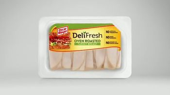 Oscar Mayer Deli Fresh TV Spot, 'Make Every Sandwich Count' - Thumbnail 1