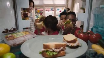 Oscar Mayer Deli Fresh TV Spot, 'Make Every Sandwich Count' - Thumbnail 8