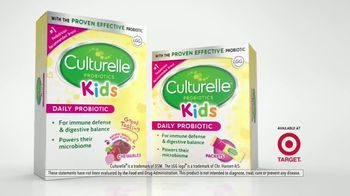 Culturelle Kids TV Spot, 'Your Number One Priority' - Thumbnail 6