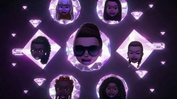 Apple Music TV Spot, 'Ariana Grande + Memoji' Song by Ariana Grande - Thumbnail 7