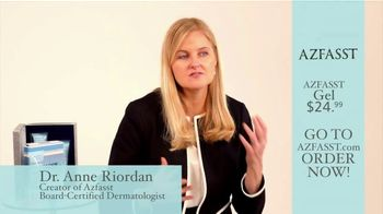 Azfasst TV Spot, 'Dermatologist Approved'