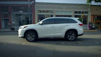 Toyota Toyotally Sales Event TV Spot, 'Enjoy Your Ride' [T2] - Thumbnail 3