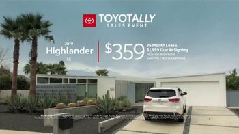 Toyota Toyotally Sales Event TV Spot, 'Enjoy Your Ride' [T2] - Thumbnail 8