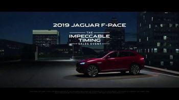 Jaguar Impeccable Timing Sales Event TV Spot, 'Heart of Jaguar: Nighttime' Song by LookLA [T1] - Thumbnail 8