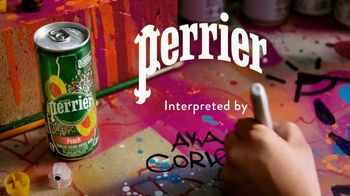 Perrier TV Spot, 'AKACORLEONE x Inspired by Flavors' Song by Grouplove - Thumbnail 1