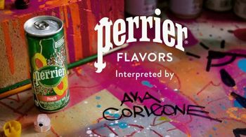 Perrier TV Spot, 'AKACORLEONE x Inspired by Flavors' Song by Grouplove - Thumbnail 2