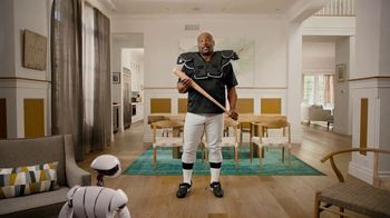 Sprint Unlimited TV Spot, 'Best of Both Worlds: Iconic Phone' Featuring Bo Jackson - Thumbnail 4