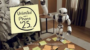 Sprint Unlimited TV Spot, 'Best of Both Worlds: Iconic Phone' Featuring Bo Jackson - Thumbnail 7