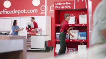 Office Depot OfficeMax Biggest Chair Event TV Spot, 'For the Team: Chairs' - Thumbnail 1