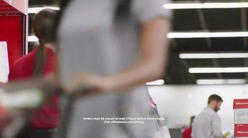 Office Depot OfficeMax Biggest Chair Event TV Spot, 'For the Team: Chairs' - Thumbnail 7