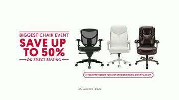 Office Depot OfficeMax Biggest Chair Event TV Spot, 'For the Team: Chairs' - Thumbnail 9