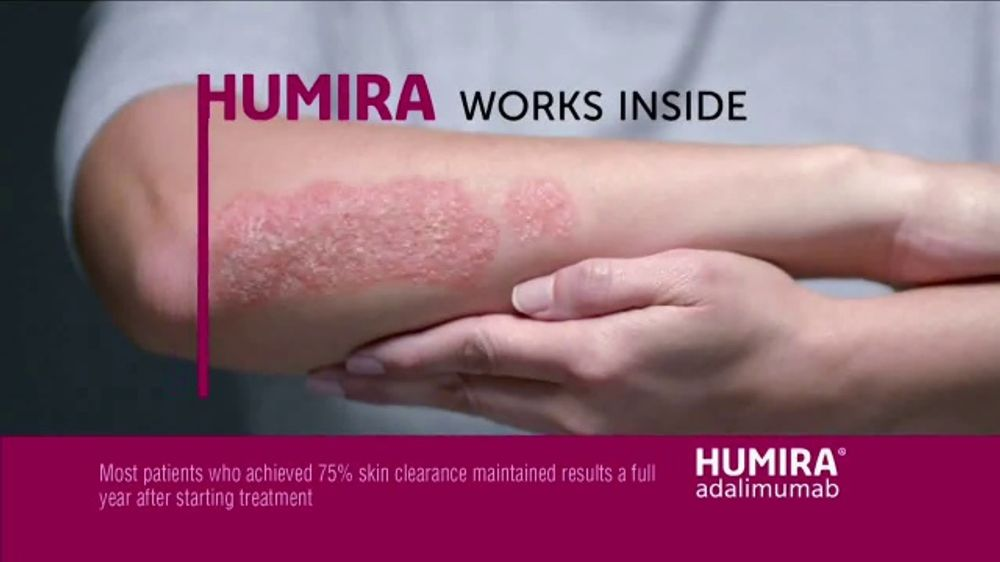 HUMIRA TV Commercial, 'Numbers'
