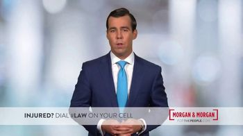 Morgan and Morgan Law Firm TV Spot, 'Car Crash Trials' - Thumbnail 7