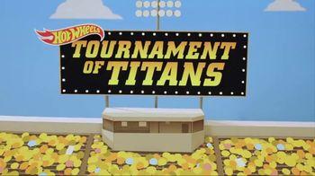 Hot Wheels Monster Trucks TV Spot, 'Tournament of Titans' - Thumbnail 1