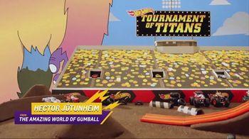 Hot Wheels Monster Trucks TV Spot, 'Tournament of Titans' - Thumbnail 2