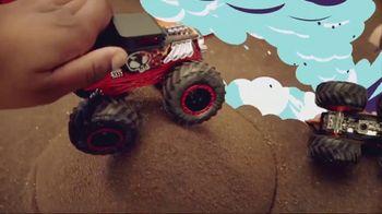 Hot Wheels Monster Trucks TV Spot, 'Tournament of Titans' - Thumbnail 4