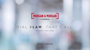 Morgan and Morgan Law Firm TV Spot, 'Some Injuries Last a Lifetime' - Thumbnail 10