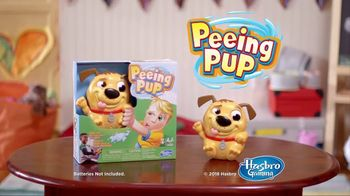 Peeing Pup TV Spot, 'Puppy Pee Hilarity' - Thumbnail 10