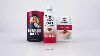 Quaker Oat Beverage TV Spot, 'Super Smooth'