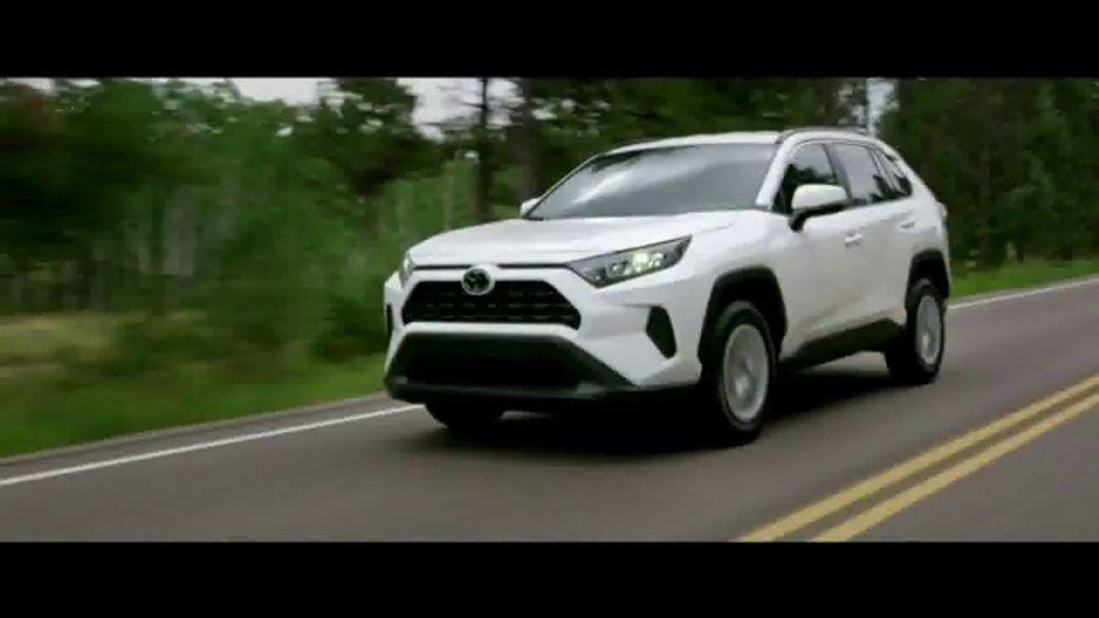 2019 Toyota Rav4 Tv Commercial Time To Go T2 Ispot Tv