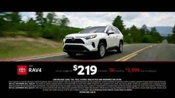 2019 Toyota RAV4 TV Spot, 'Time to Go' [T2] - Thumbnail 6