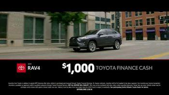 2019 Toyota RAV4 TV Spot, 'Time to Go' [T2] - Thumbnail 7