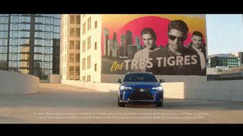 Lexus UX TV Spot, 'Misión: posible' canción de Mexican Institute of Sound [Spanish] [T2] - Thumbnail 5