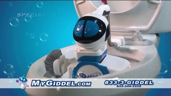 Altan Robotech Giddel TV Spot, 'Cleaning the Toilet' - Thumbnail 2