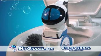 Altan Robotech Giddel TV Spot, 'Cleaning the Toilet' - Thumbnail 3