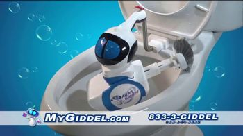 Altan Robotech Giddel TV Spot, 'Cleaning the Toilet' - Thumbnail 4