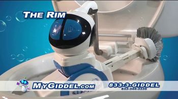 Altan Robotech Giddel TV Spot, 'Cleaning the Toilet' - Thumbnail 5
