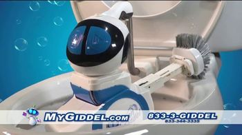 Altan Robotech Giddel TV Spot, 'Cleaning the Toilet' - Thumbnail 6