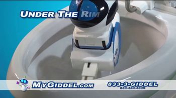 Altan Robotech Giddel TV Spot, 'Cleaning the Toilet' - Thumbnail 8
