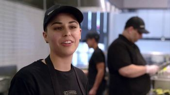 Chipotle Mexican Grill TV Spot, \'Krista: Fresh Everyday\'