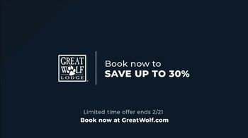 Great Wolf Lodge TV Spot, 'First: Limited Time Offer' - Thumbnail 9